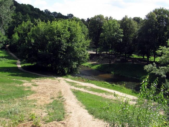 Парк Калну ў Вільні