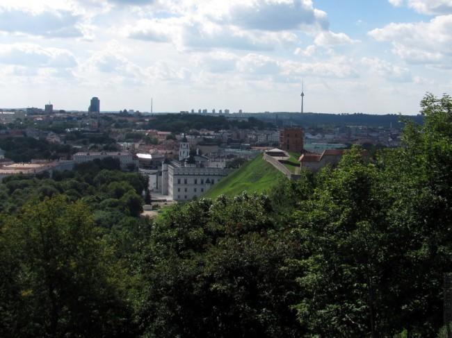 Вежа Гедыміна