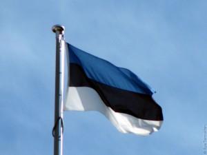 Эстонскі сцяг