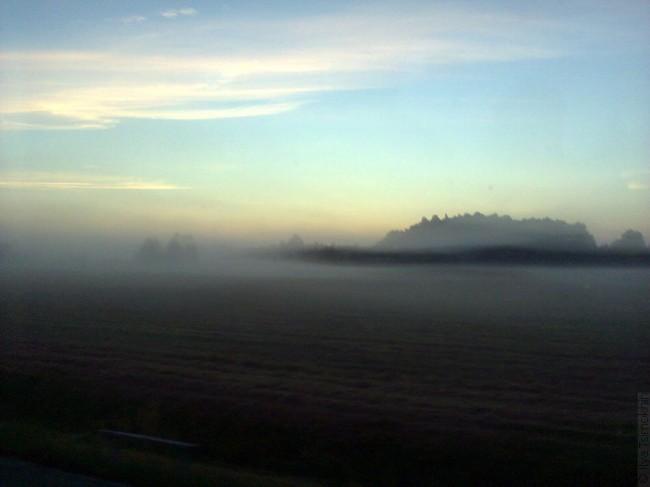 Раніца ў Эстоніі